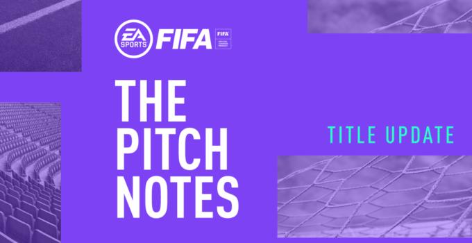 Patch Fifa 22 Numero 1