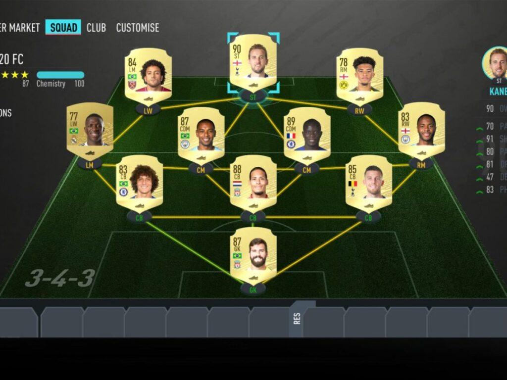 Fifa Ultima Team